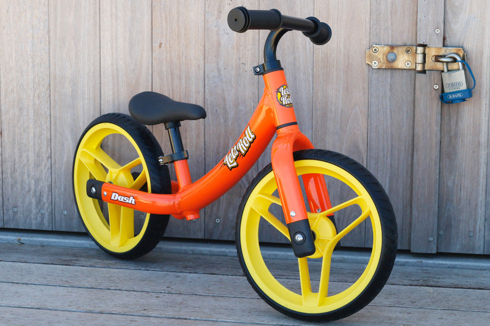 Balance Bike Dash - Orange - LOW STOCK