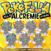 All 70 Alcremie Forms (Gigantamax) Bundle • Competitive • 6IVs • Level 100 • Online Battle-ready