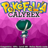Calyrex • Competitive • 6IVs • Level 100 • Online Battle-Ready