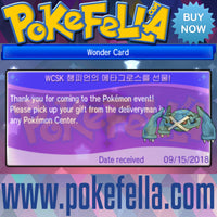 Suwoong Cheong's Metagross • OT: 정수웅 • ID No. 180915 • PokéFesta Tie-in South Korea 2018 Event