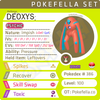 ultra square shiny Deoxys - Defense • Competitive • 6IVs • Level 100 • Online Battle-Ready