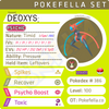 ultra square shiny Deoxys - Speed • Competitive • 6IVs • Level 100 • Online Battle-Ready