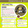 Buy Melmetal • Battle-ready, competitive, shiny or non-shiny • Pokémon GO to Let's Go, Pikachu! and Let's Go, Eevee! Sword Shield