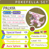 ultra square shiny Palkia • Competitive • 6IVs • Level 100 • Online Battle-Ready