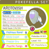 ultra shiny Arctovish • Competitive • 6IVs • Level 100 • Online Battle-ready