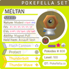 Meltan • Competitive • 6IVs • Level 100 • Online Battle-ready
