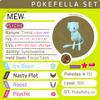 Mew • Competitive • 6IVs • Level 100 • Online Battle-ready