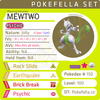 Mewtwo • Competitive • 6IVs • Level 100 • Online Battle-ready