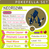 shiny Necrozma • Competitive • 6IVs • Level 100 • Online Battle-ready