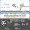 Dialga & Palkia • OT: Legenden2018 • ID No. 020218 • Level 100 • Pokémon Ultra Sun & Ultra Moon Pokémon Legendary Celebration Distribution 2018