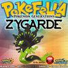 Pokémon Generations Zygarde • OT: 제너레이션즈 • ID No. 180620 • Korea 2018 Event