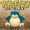 ultra square shiny Snorlax • Competitive • 6IVs • Level 100 • Online Battle-ready