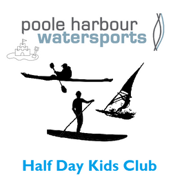 3 Hour Kids Club Session - Poole Harbour Watersports School