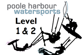Level 1&2 Kitesurf Package - Poole Harbour Watersports School
