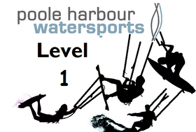 Level 1 Kitesurf Lesson - Poole Harbour Watersports School
