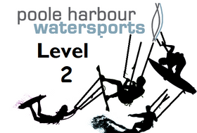 Level 2 Kitesurf Lesson - Poole Harbour Watersports School