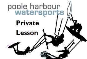 Private Kitesurf Lesson - Poole Harbour Watersports School