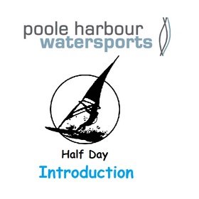 Windsurfing Half Day Introduction - Poole Harbour Watersports School