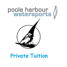 Private Windsurfing Tuition - Poole Harbour Watersports School