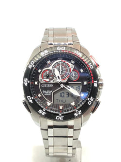 CITIZEN RADIO GESTUURD ECODRIVE 240DAYS