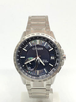CITIZEN SATELLITE RADIO GESTUURD ECODRIVE 180DAYS
