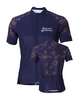 Image of Men's Blue Paisley Jersey