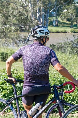 Men's Paisley Stealth Jersey