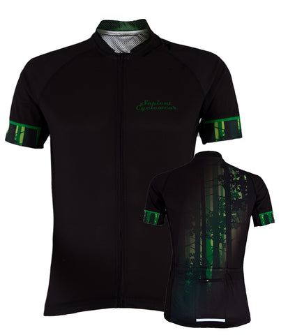 Black Forest cycling jerseys style fashion performance