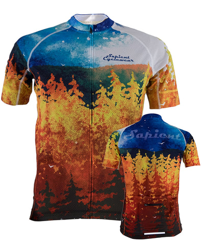 Men's Forest Fire Jersey