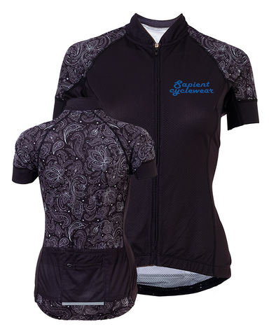 Women's Paisley Stealth Jersey