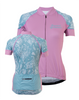 Image of Women's Pink Paisley Jersey