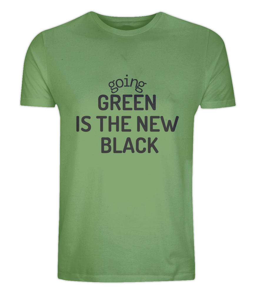 Green is the New Black, Classic Unisex T-Shirt