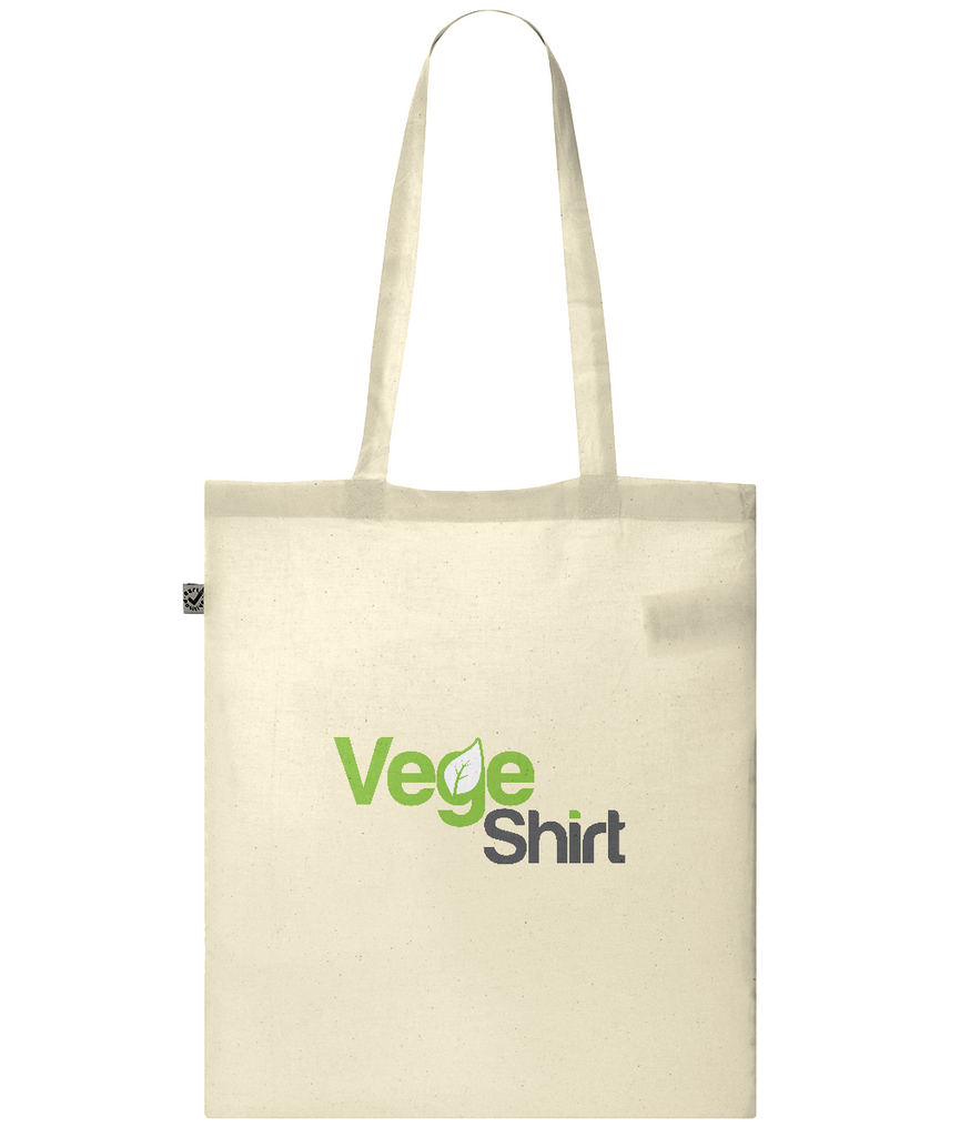 VegeShirt, Organic Shopper Bag