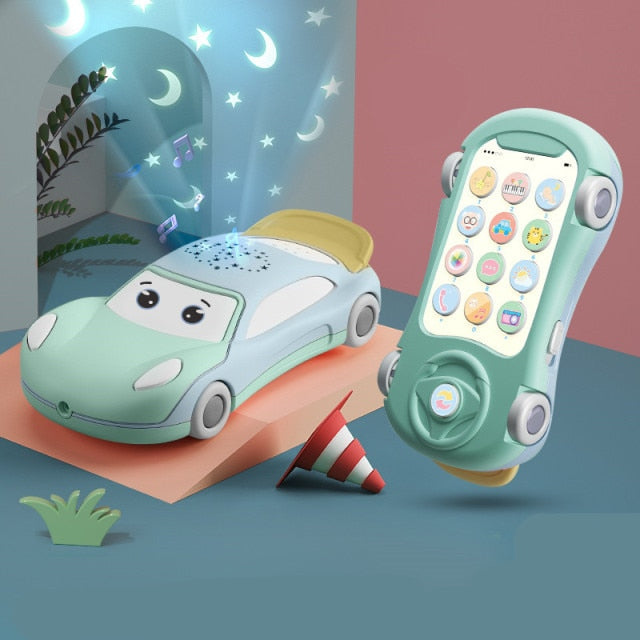 Baby Mobile Phone Kids Learning Toys