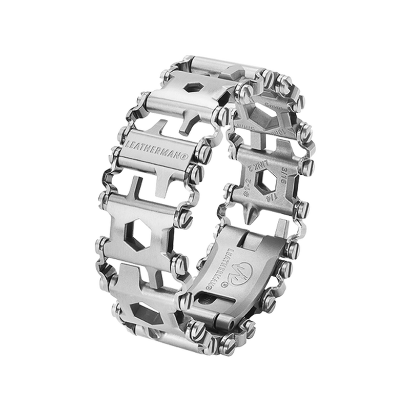 Leatherman TREAD™ Multi-tool Bracelet Stainless Steel