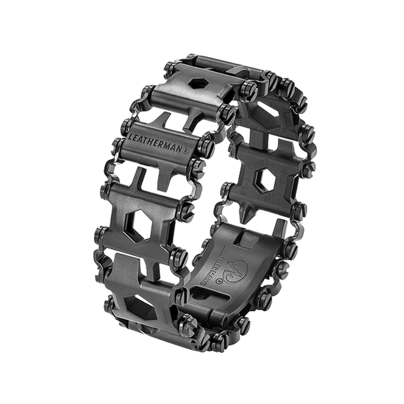 Leatherman TREAD™ Multi-tool Bracelet Black