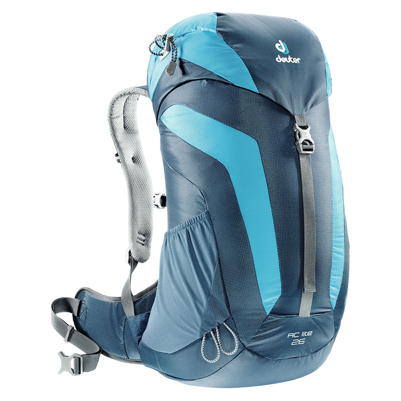 Deuter AC Lite 26L Backpack Midnight-Turquoise