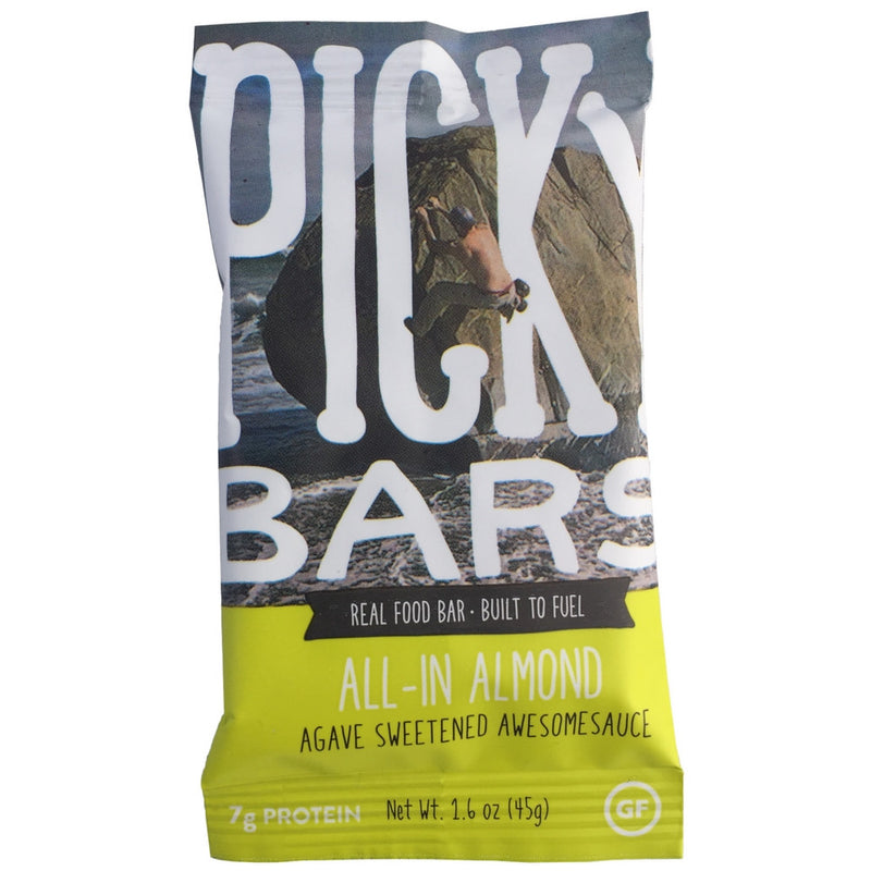 Picky Bars All-in Almond, Box of 10