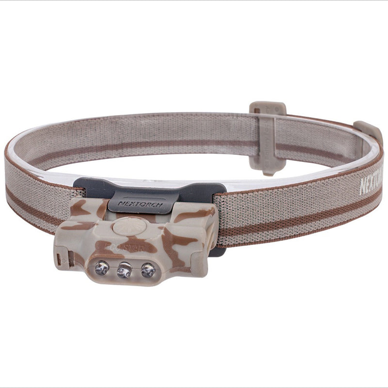Nextorch Eco Star UV Headlamp Camo