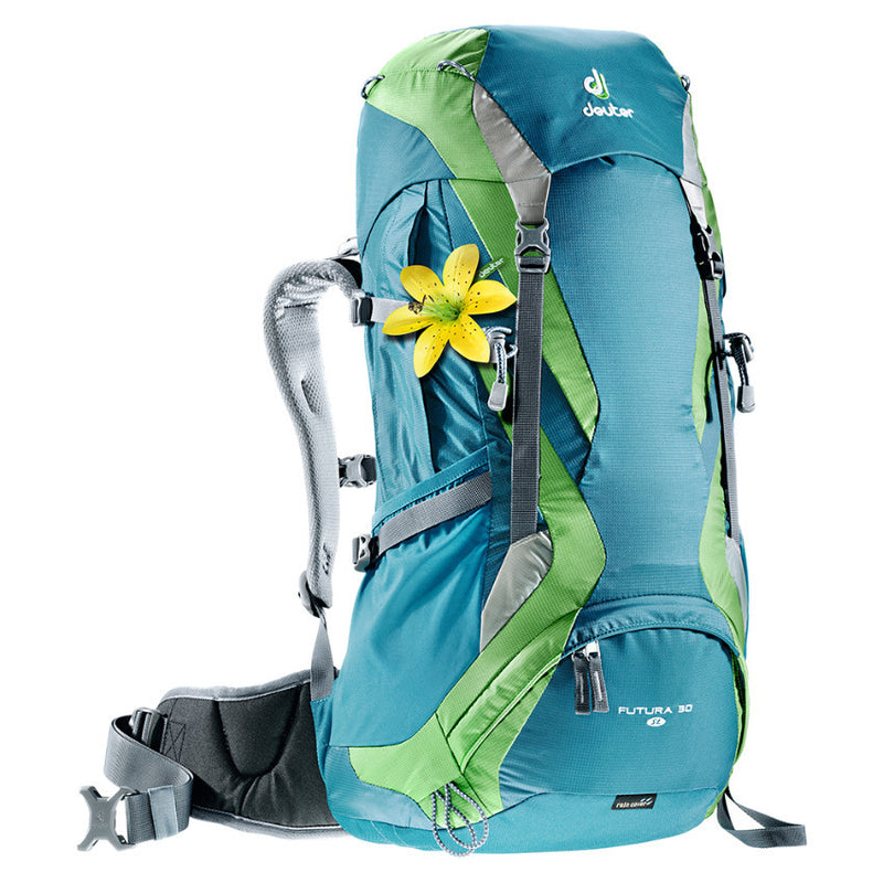 Deuter Futura 30 SL Backpack Petrol-Avocado