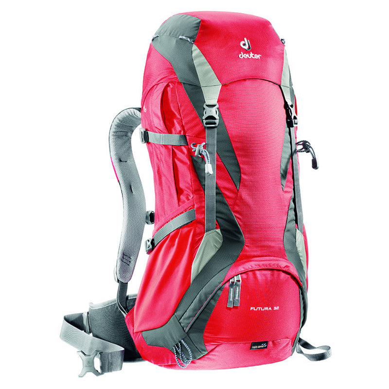 Deuter Futura 32L Backpack Fire-Granite