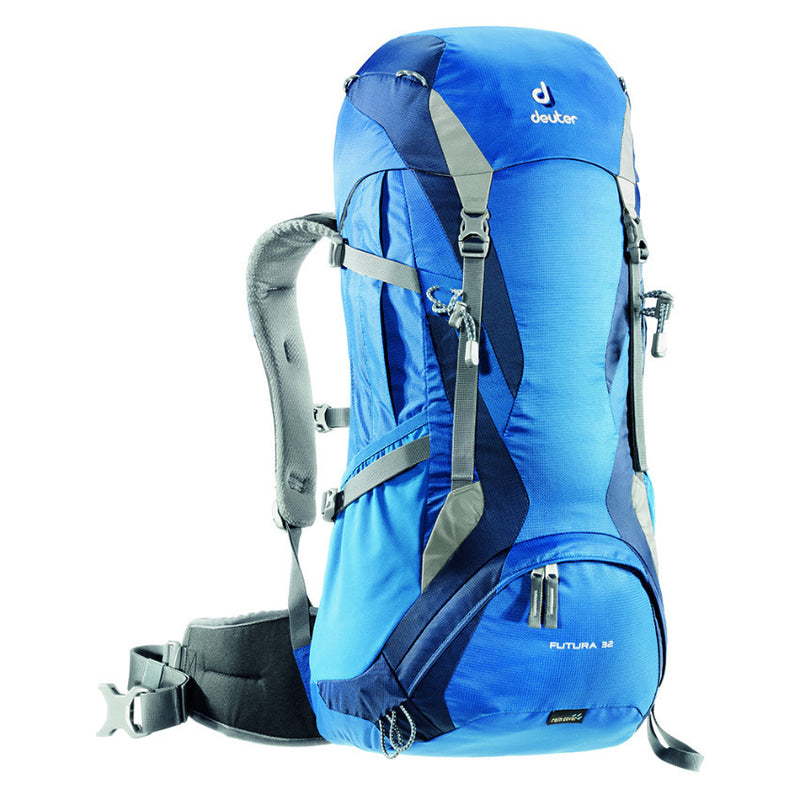 Deuter Futura 32L Backpack Steel-Navy