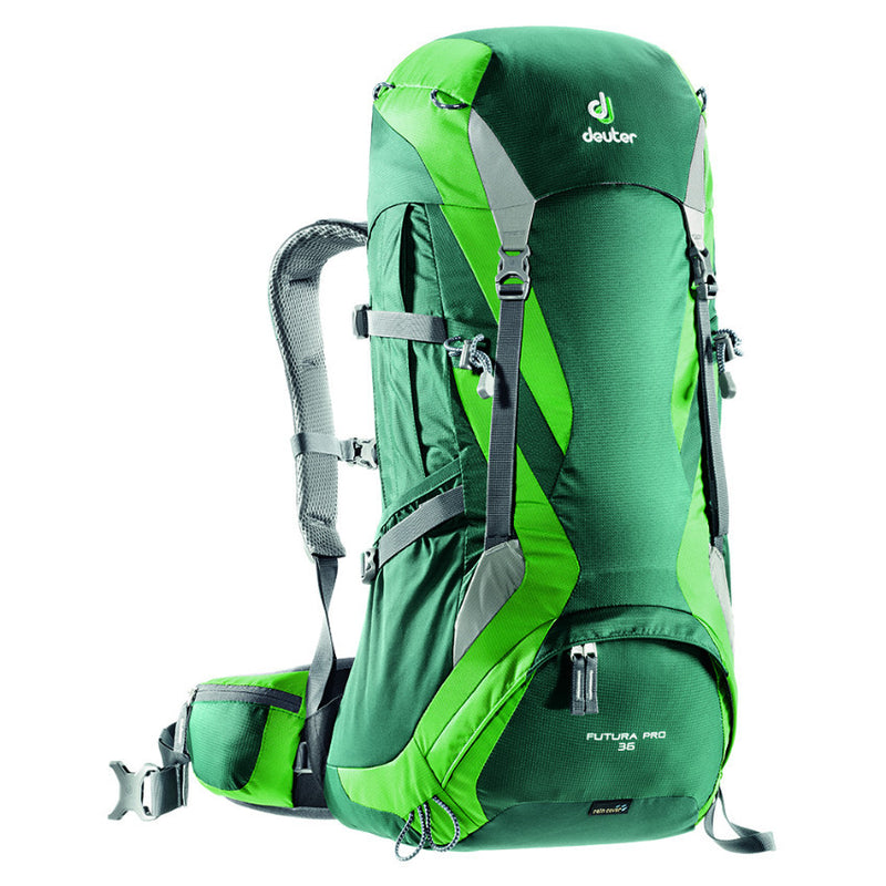 Deuter Futura Pro 36L Pro Backpack Forest-emerald