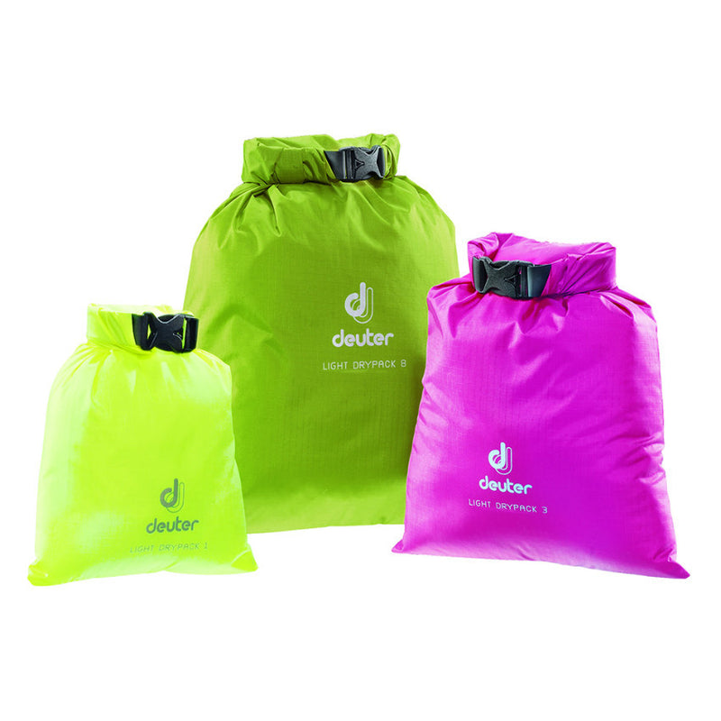 Deuter Light Drypack 1L Neon