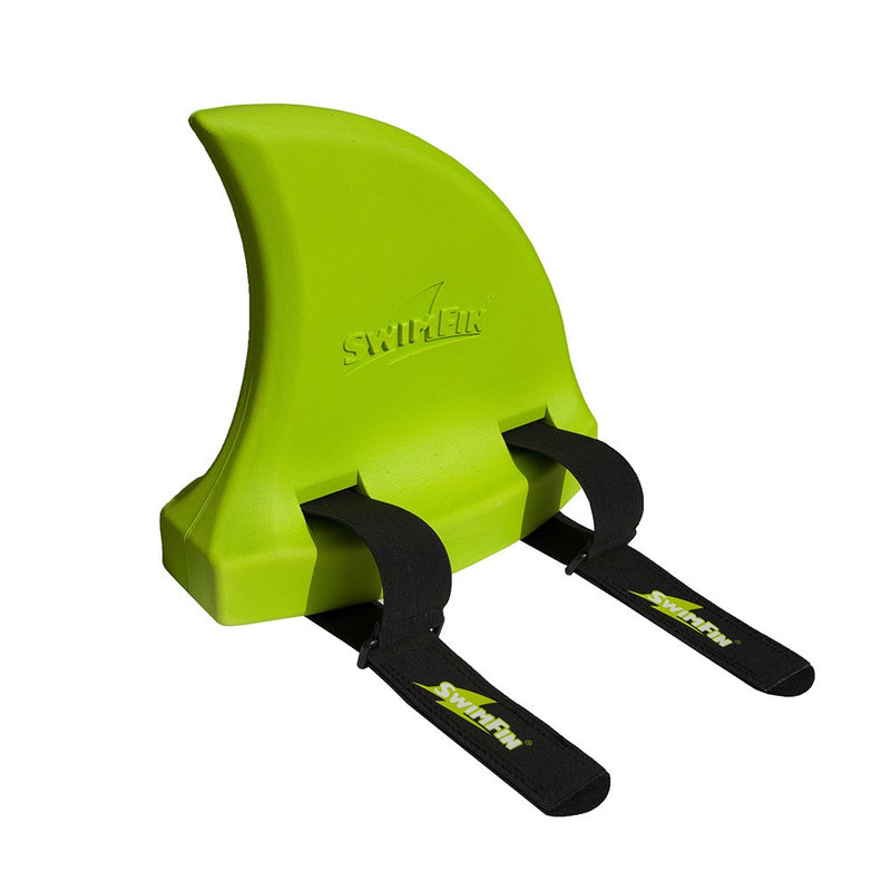 SwimFin Swimming Aid Lime