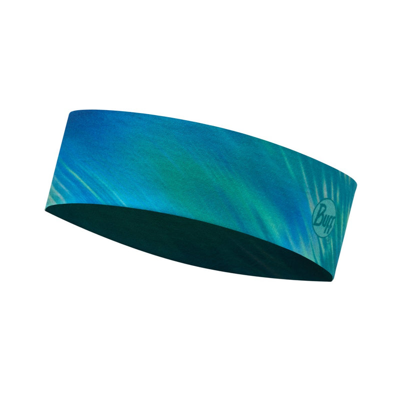 BUFF® Slim Headband, Shining Turquoise