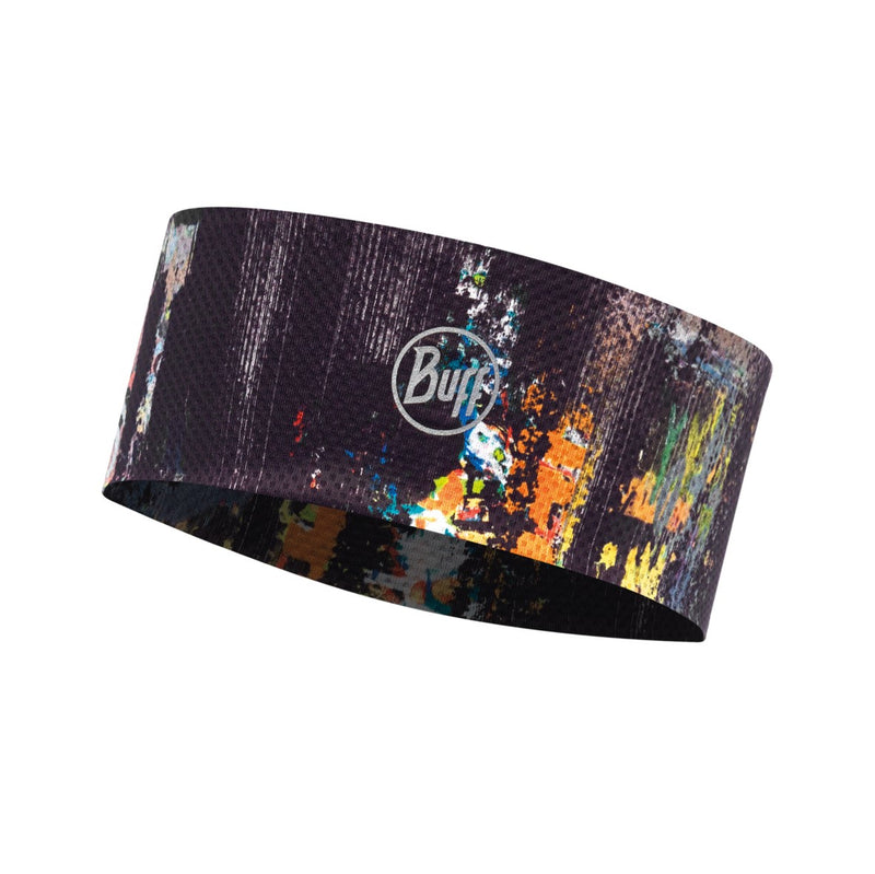 BUFF® Fastwick Headband, R-Graffiti, Black