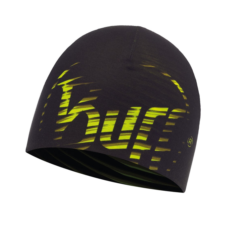 BUFF® Microfiber Reversible Hat, Optical, Yellow Fluor