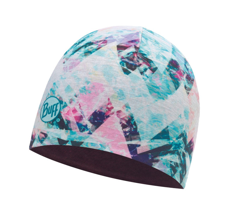 BUFF® Microfiber Reversible Hat, Irised Aqua