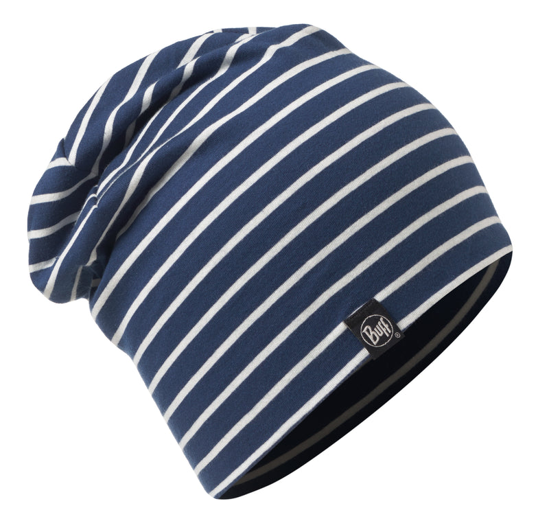 BUFF® Cotton Hat, Denim Stripes